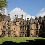 Increased security at Glasgow University following sex attacks