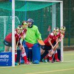 Northumbria avenge the five girls hockey