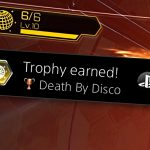 Rage Quit: Death by Disco trophy (Ratchet & Clank PS4)