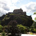 A trip to the Scottish capital; whisking away to Edinburgh