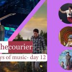 The Courier: 30 days of music - Day 12