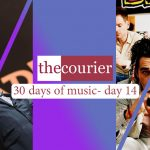The Courier:  30 days of music - day 14