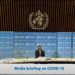 The WHO Press Conference: 15th April 2020