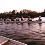 Newcastle University Boat Club turn rowing to running in aid of COVID-19 relief