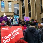 Strike action Q&A snubs UCU