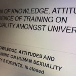 "University distributes survey featuring ""homophobic"" views"