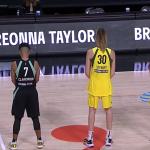 WNBA season 2020: Justice for Breonna Taylor