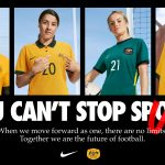Australia women's football shirts to be made in female sizes afer kit launch error