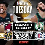 """2020 NBA Playoffs: """"the bubble effect"""""""