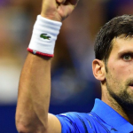 Novak sees early exit after striking line judge with tennis ball