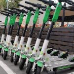 E-scooters reach the UK