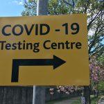 Covid test centre opens at Castle Leazes