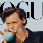 More to masculinity: Harry Styles in Vogue