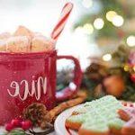 Battle of the festive beverages