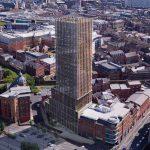 Newcastle's newest skyscraper complete