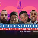 2021 NUSU Election debates: Welfare & Equality Officer