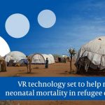 Newcastle University develops VR to train refugee midwives in Dadaab