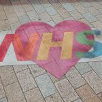 Tribute to RVI staff a year since the UK's first COVID cases