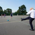 Outdoor sport could return in March after PM's announcement