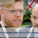 The Great Celebrity Bake Off: A sweet TV treat