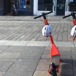 Are the Neuron e-scooters novel or a nuisance?