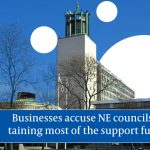 Councils in the NE accused of withholding emergency COVID-19 funding