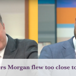 The Icarus Syndrome that consumed former GMB presenter Piers Morgan