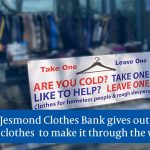 'Take One Leave One' initiative providing warmth to those in need