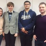 Newcastle's University Challenge Team to compete