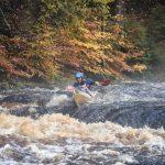 Kaya-Kings tame wild water course