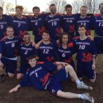 Lacrosse loving life in the league
