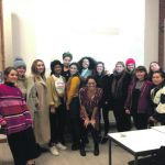 How to be a healthy women in activism: Femsoc