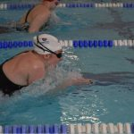 Swimmers: outclassed