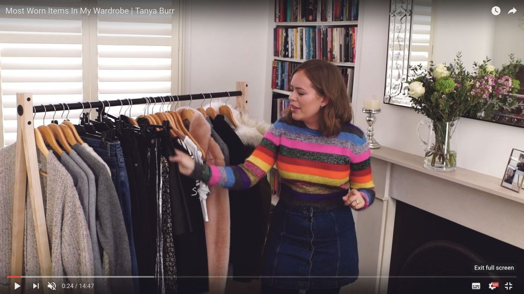 Youtube: Tanya Burr