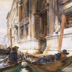 REVIEW: Wanderlust: The World in Watercolour @ The Laing Gallery