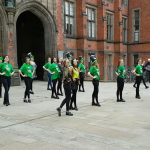 St Patrick's Day celebrations hit campus