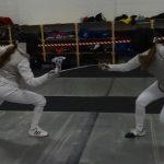 Fencers battle hard for BUCS success
