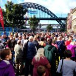 The Great North Run 2017: Records, Runners and Reflection.