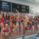 Wat-er win for women's water polo