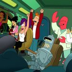 Futurama Returns After Four Long Years