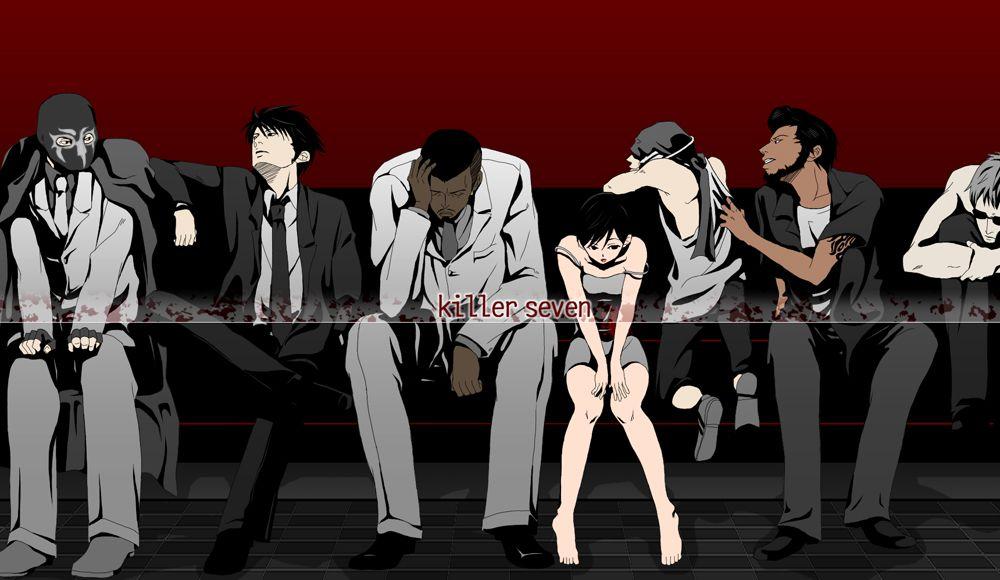 Killer 7 (Image: Igdb.com)