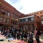 Newcastle University's Islamic Society outraged at plans to restrict prayer space