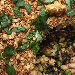 Recipe of the Week with Hope Coke: Green and Goats Cheese Gratin