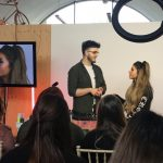 MUA Gordon George Milward's Make-up Masterclass