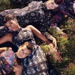 Erdem x H&M: groundbreaking winter florals