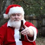 We've calculated the blood alcohol content of Santa Claus