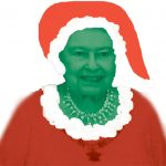 The Queen Who Stole Christmas