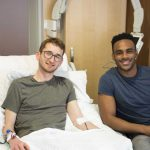 Saving lives with stem cell donation