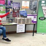 Award winning author visits Newcastle Uni