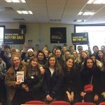 Human rights campaigners speak at Newcastle University